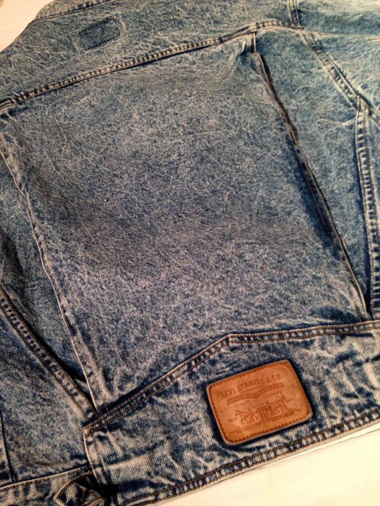 春のデニムジャケット メンズ レディース