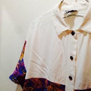 サラッとしたシャツ!! メンズ レディース