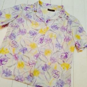 オープンカラーシャツ!! レディース