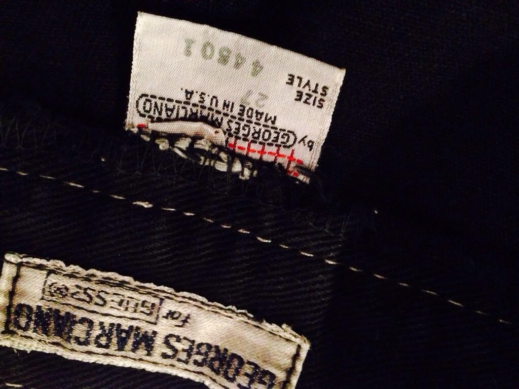 ブラックデニムスカート!! レディース