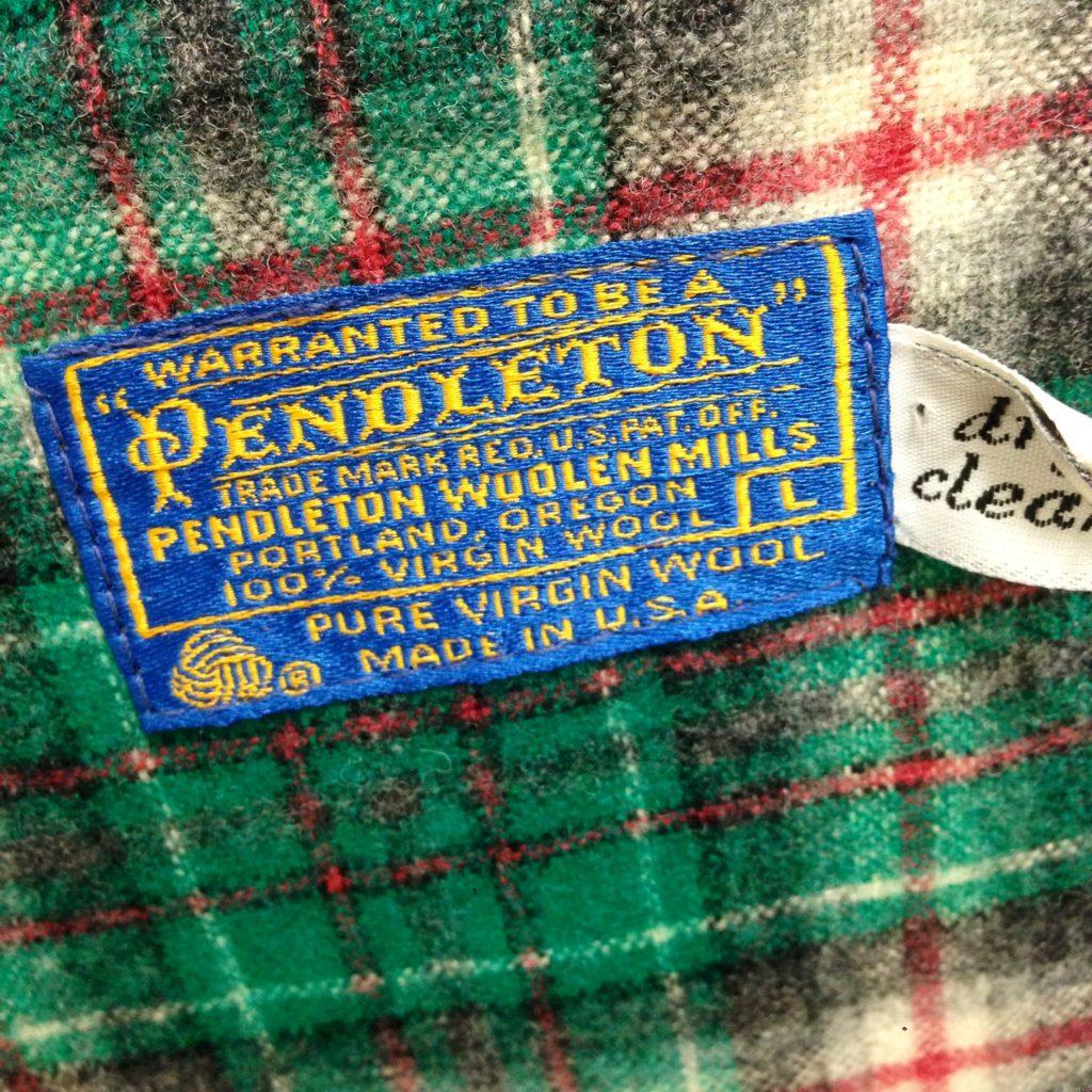 PENDLETON ライトウールブルゾン!! メンズ レディース 商品入荷