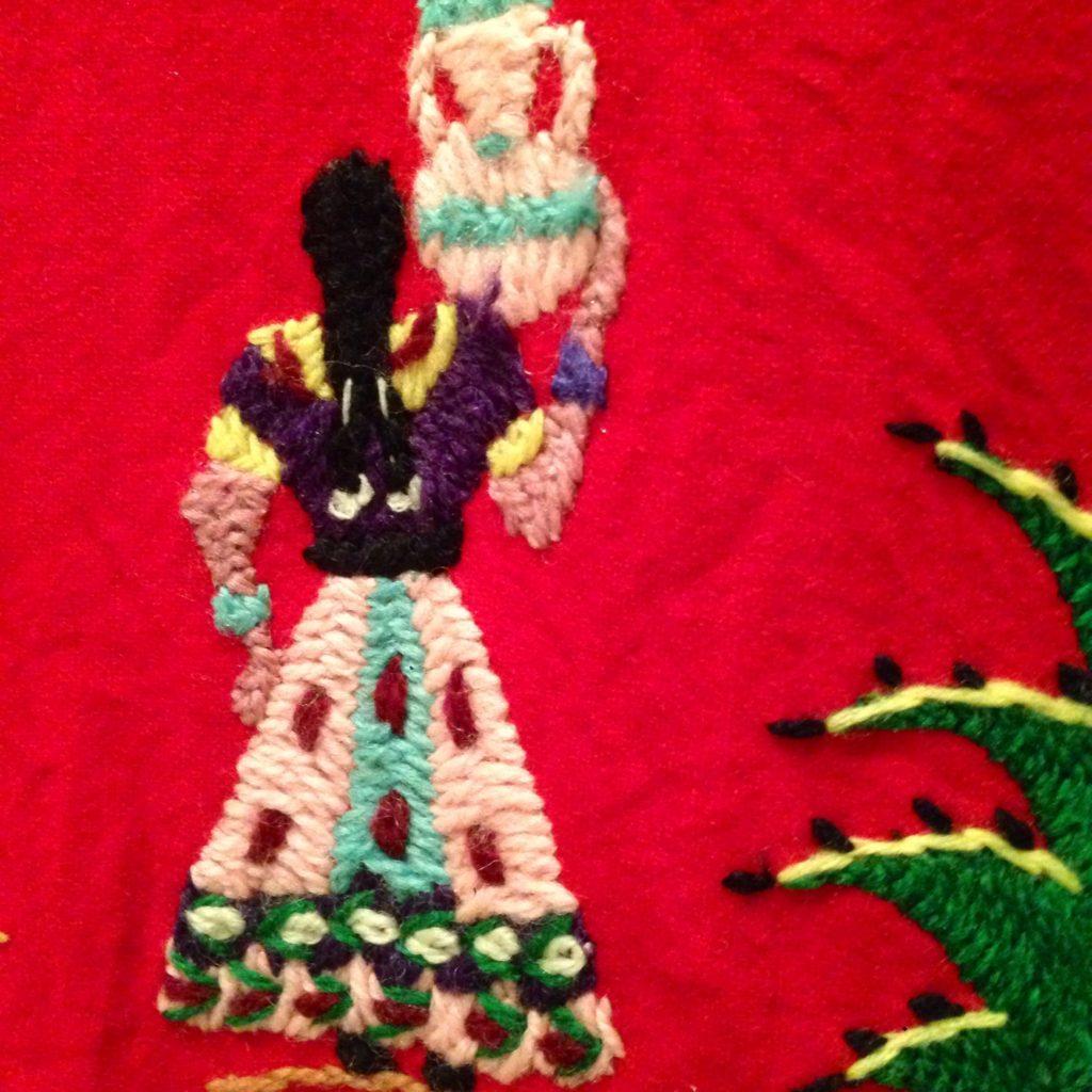 メキシコ刺繍シャツ!! レディース 商品入荷