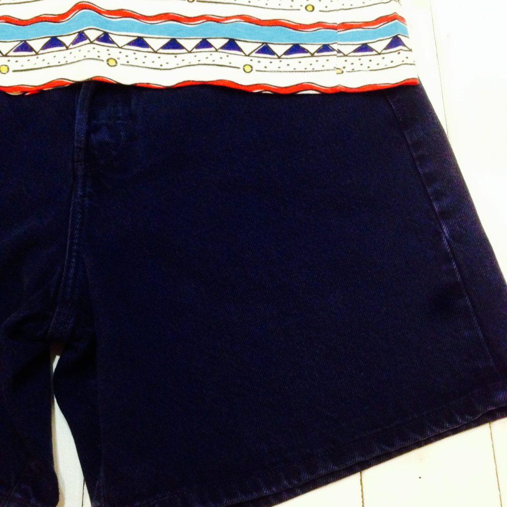 GUESS群青色ショートパンツ!! メンズ レディース 商品入荷