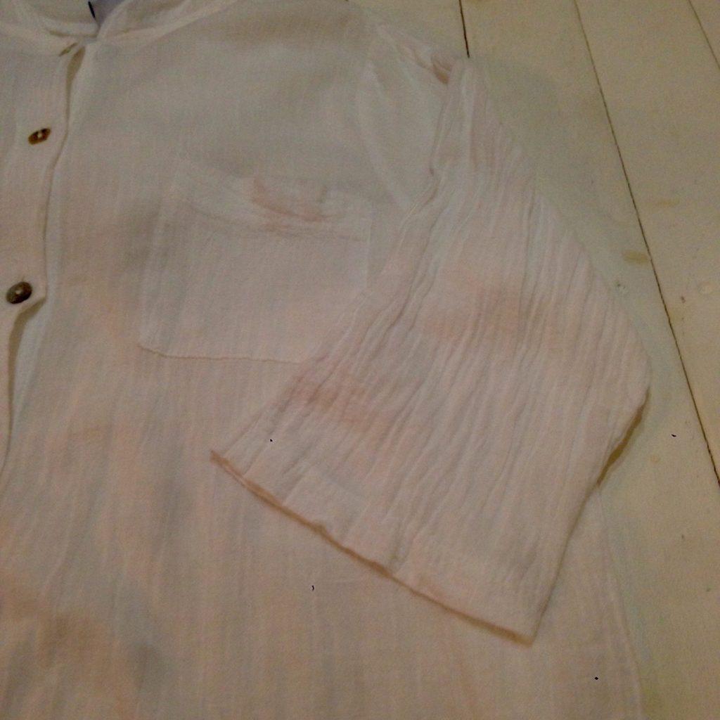 フード付きコットンシャツ!! メンズ レディース 商品入荷