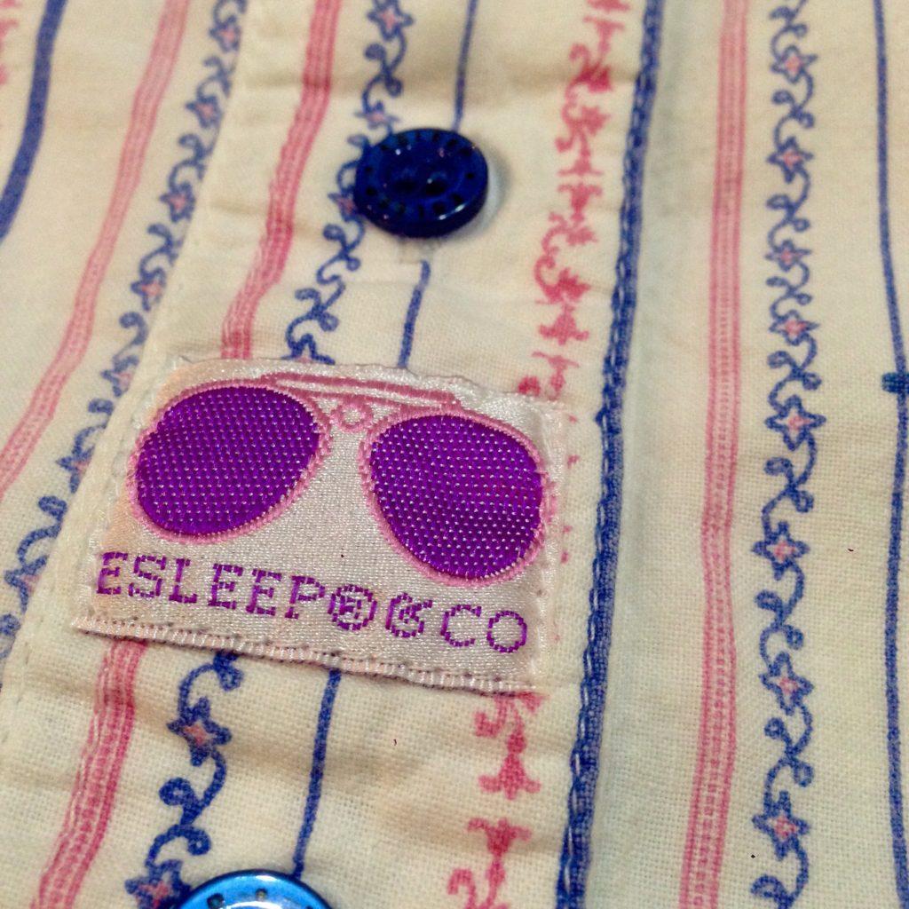 ESLEEPナイトウェアプルオーバーシャツ!! コーディネート レディース 商品入荷