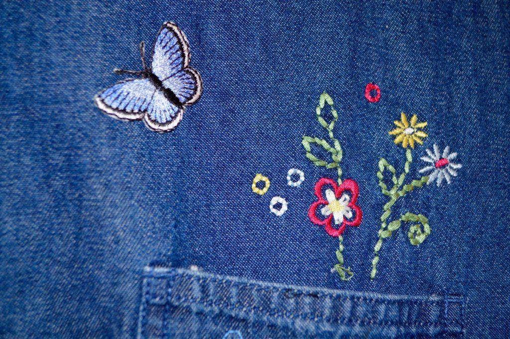 お花!蝶々!小鳥!なワンピース!! レディース 商品入荷