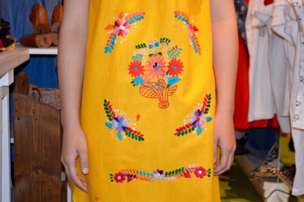 メキシカン刺繍ワンピ!! レディース