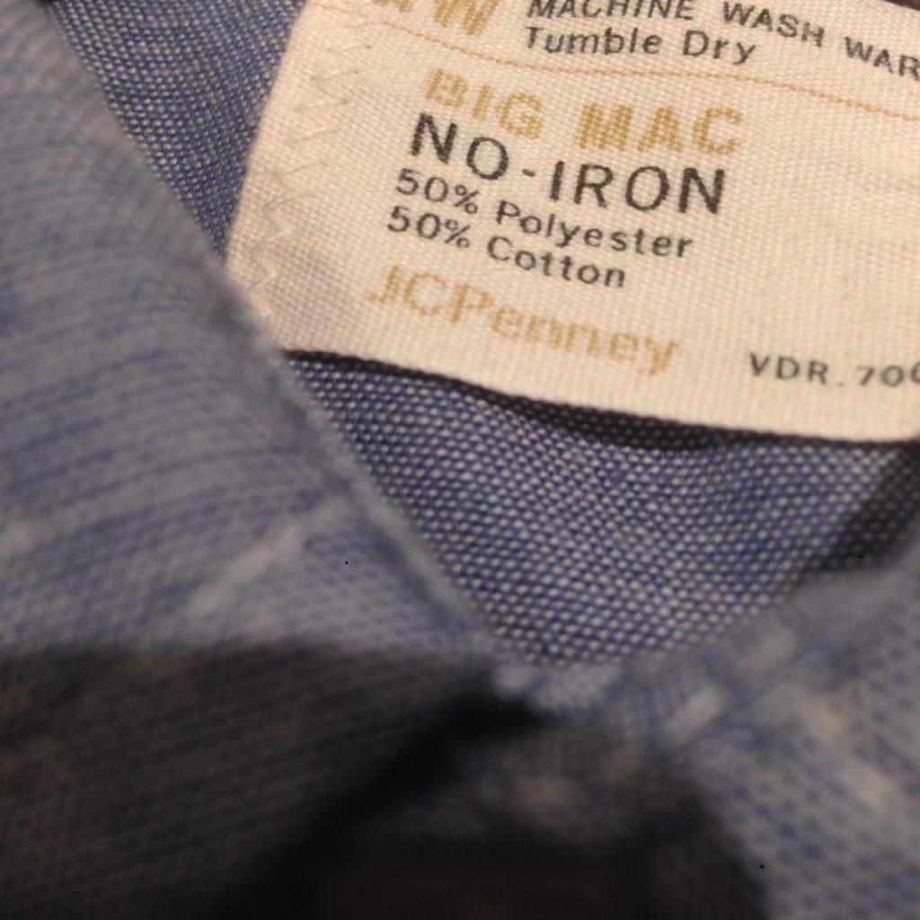 70Sシャンブレーシャツ!! メンズ レディース 商品入荷