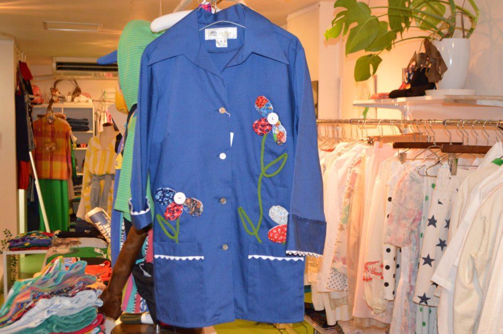 LittleHouseのアプッリケシャツ!! レディース 商品入荷