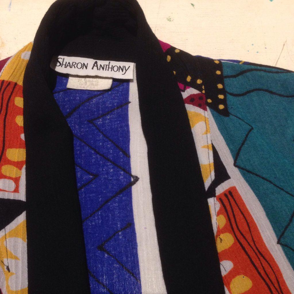 幾何学柄で雰囲気◎な羽織り!! メンズ レディース 商品入荷