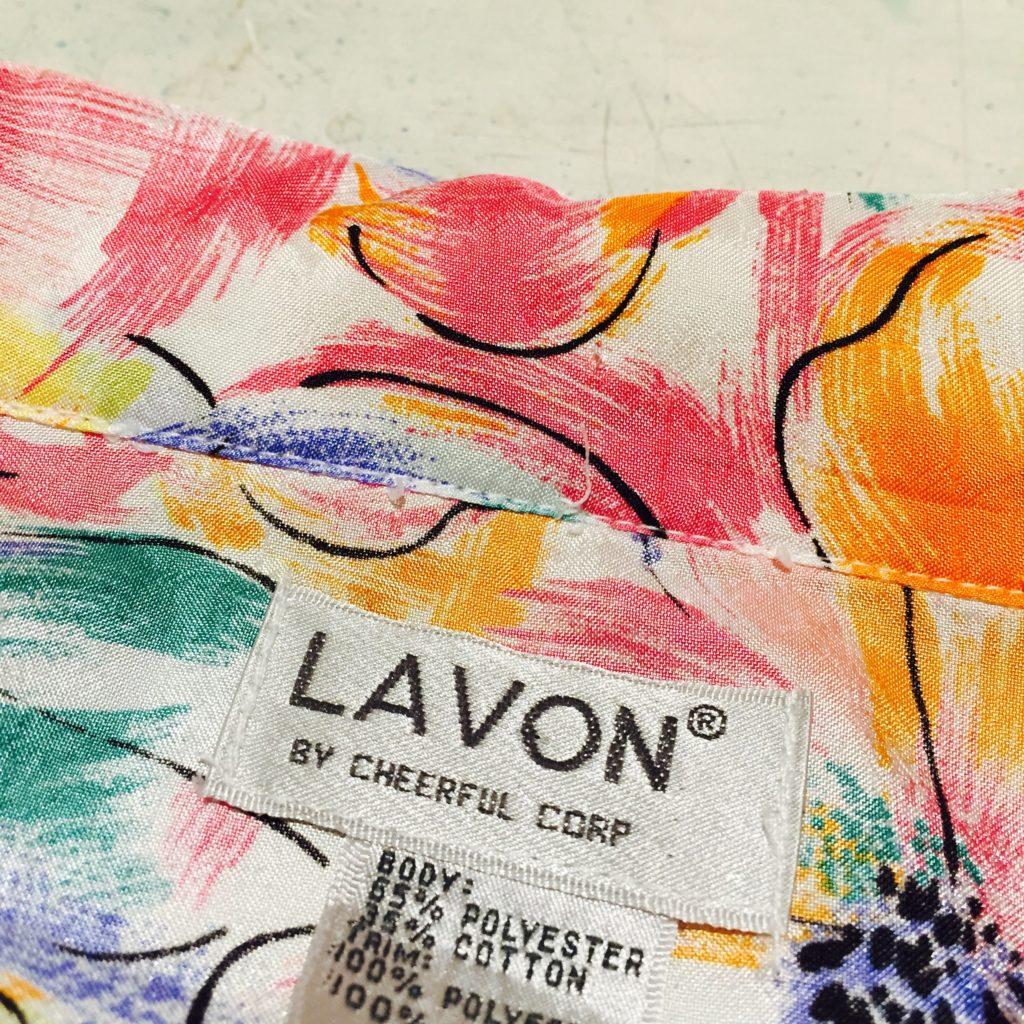 80S LAVON プルオーバー!! メンズ レディース