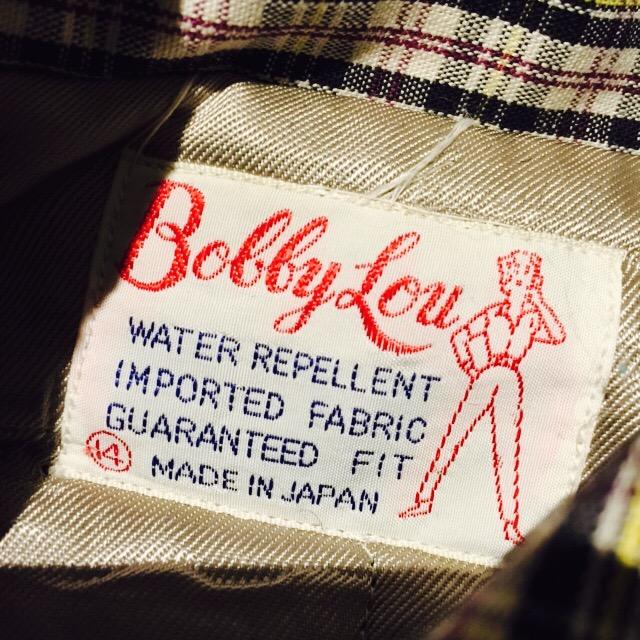 MADE IN JAPANな中綿チェック柄ジャケット!! メンズ レディース 商品入荷