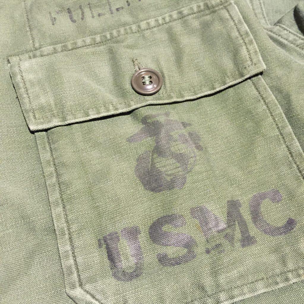 USMCユーティリティーシャツの巻!! メンズ レディース