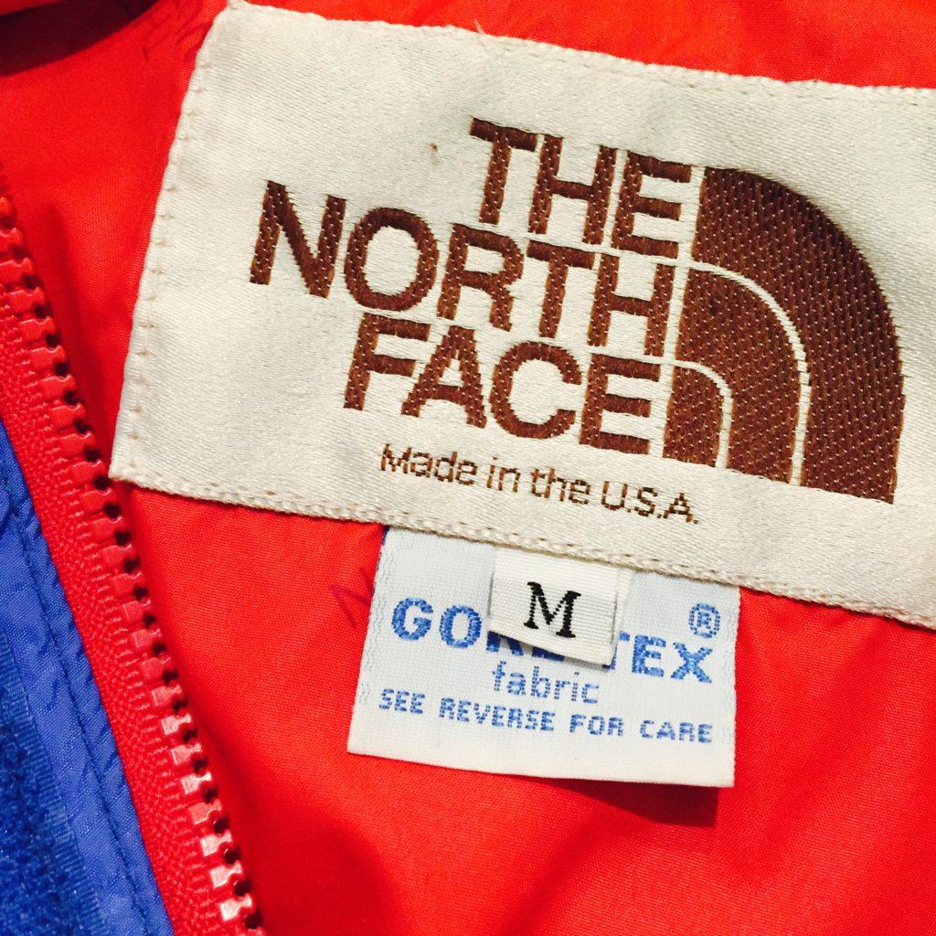 80S〜 THE NORTH FACE GORE-TEX JKTの巻!! メンズ レディース