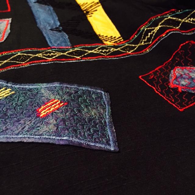 80S〜 CHICO'S DESIGN 刺繍 JKTの巻!! メンズ レディース