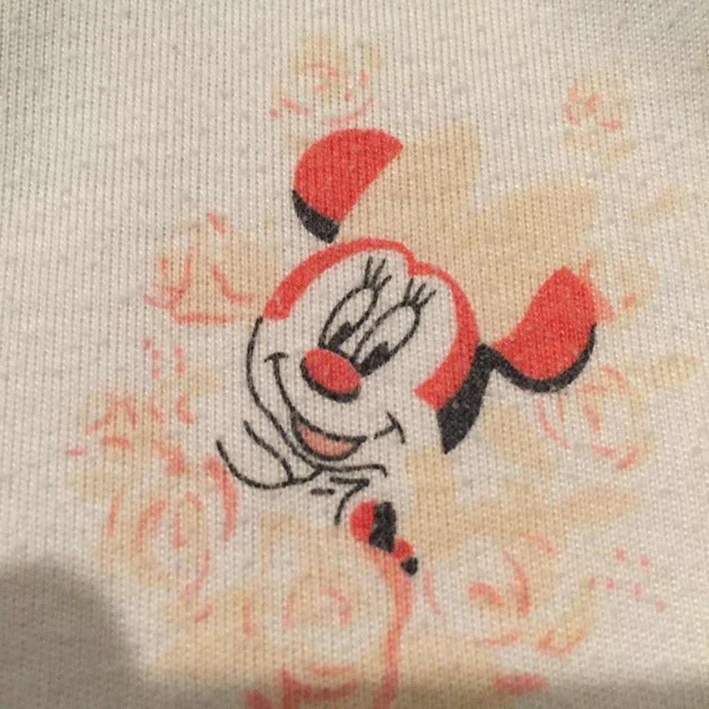ブート過ぎるミッキー&ミニー パジャマシャツの巻!! レディース