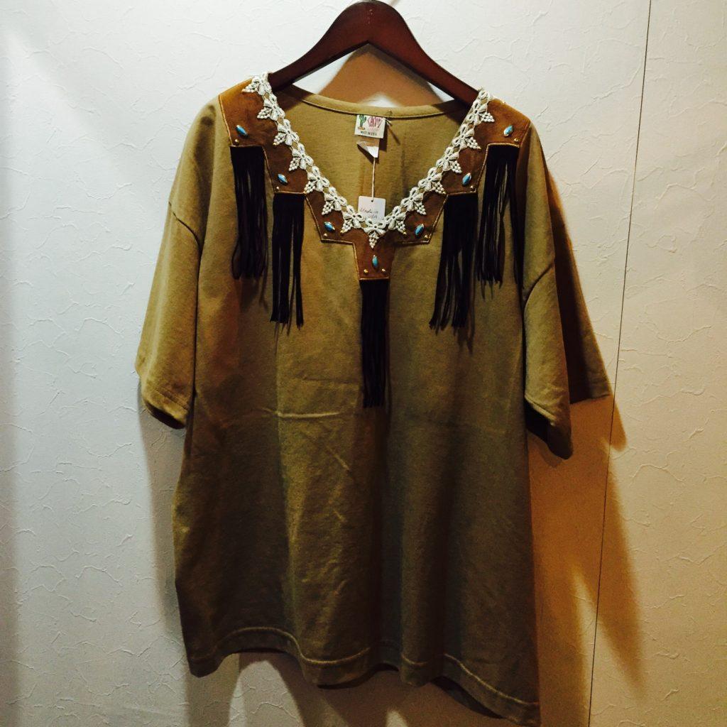 70S〜 フリンジ&ストーンカットソーの巻!! メンズ レディース