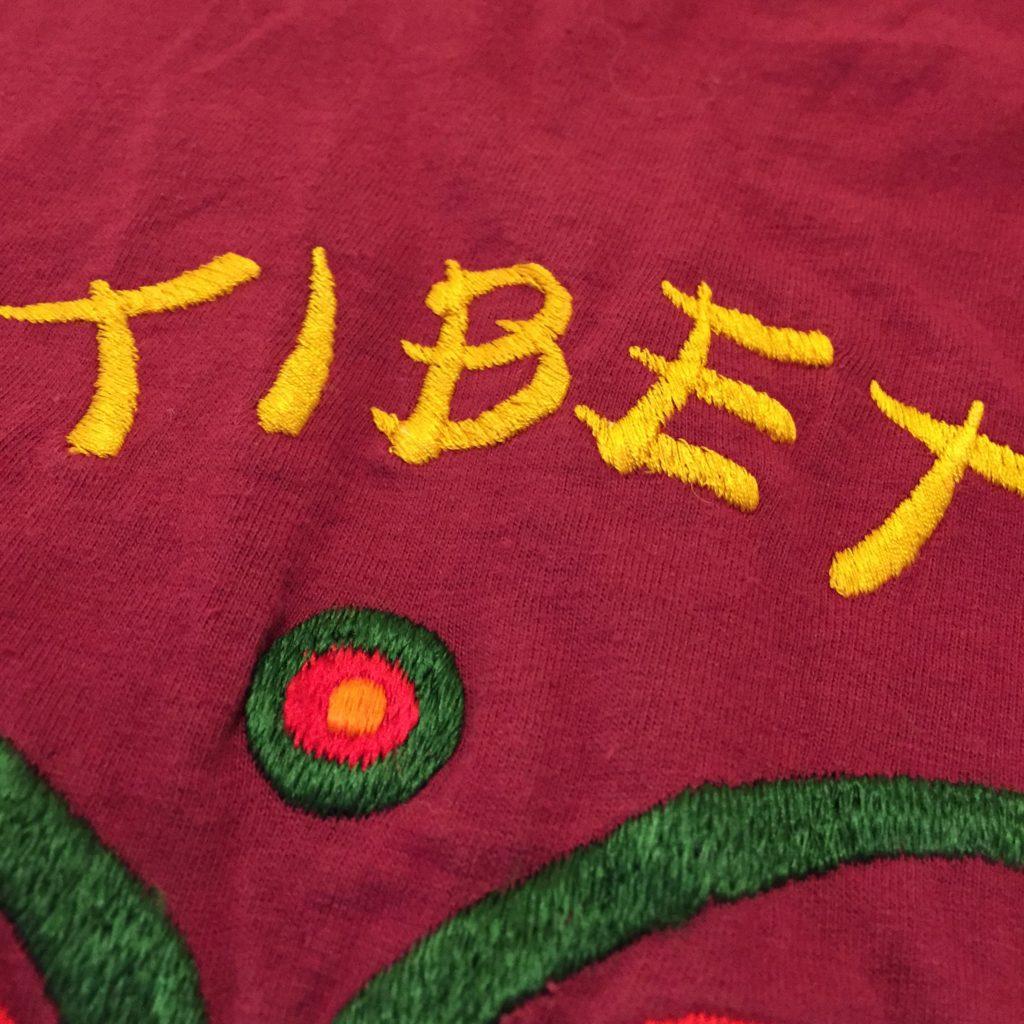 TIBET Teeの巻!! レディース
