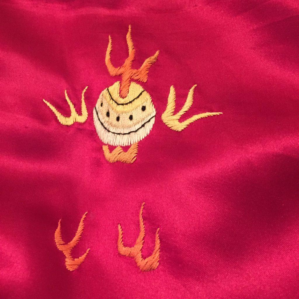 ドラゴン刺繍なチャイナガウンの巻!! メンズ レディース