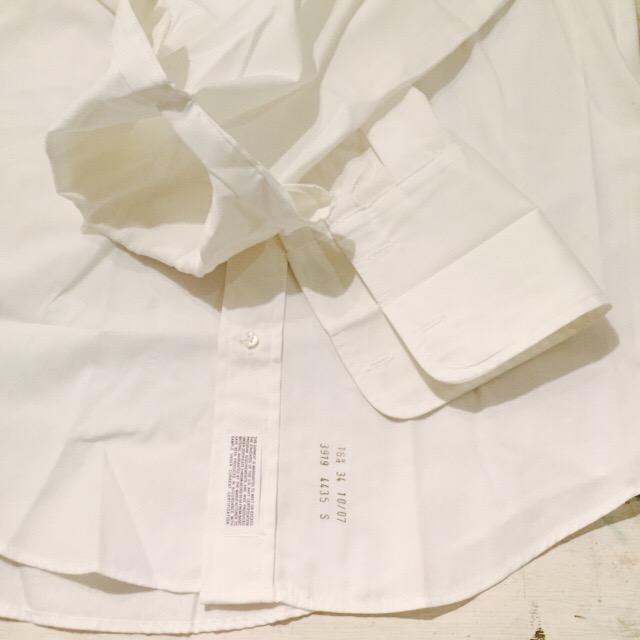 DEADSTOCK USA製 ピンタックドレスシャツの巻!! メンズ レディース