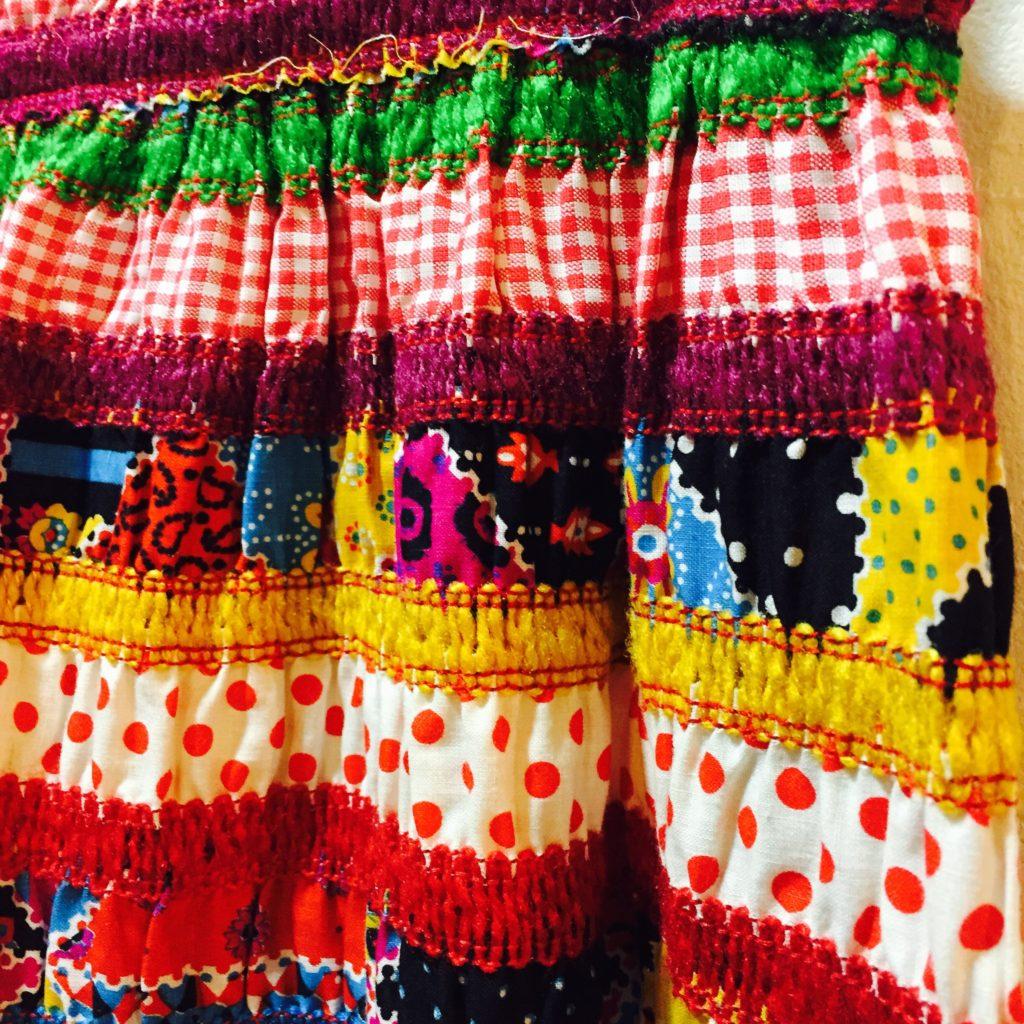 Specialデザインな70sVintageスカートの巻!! レディース
