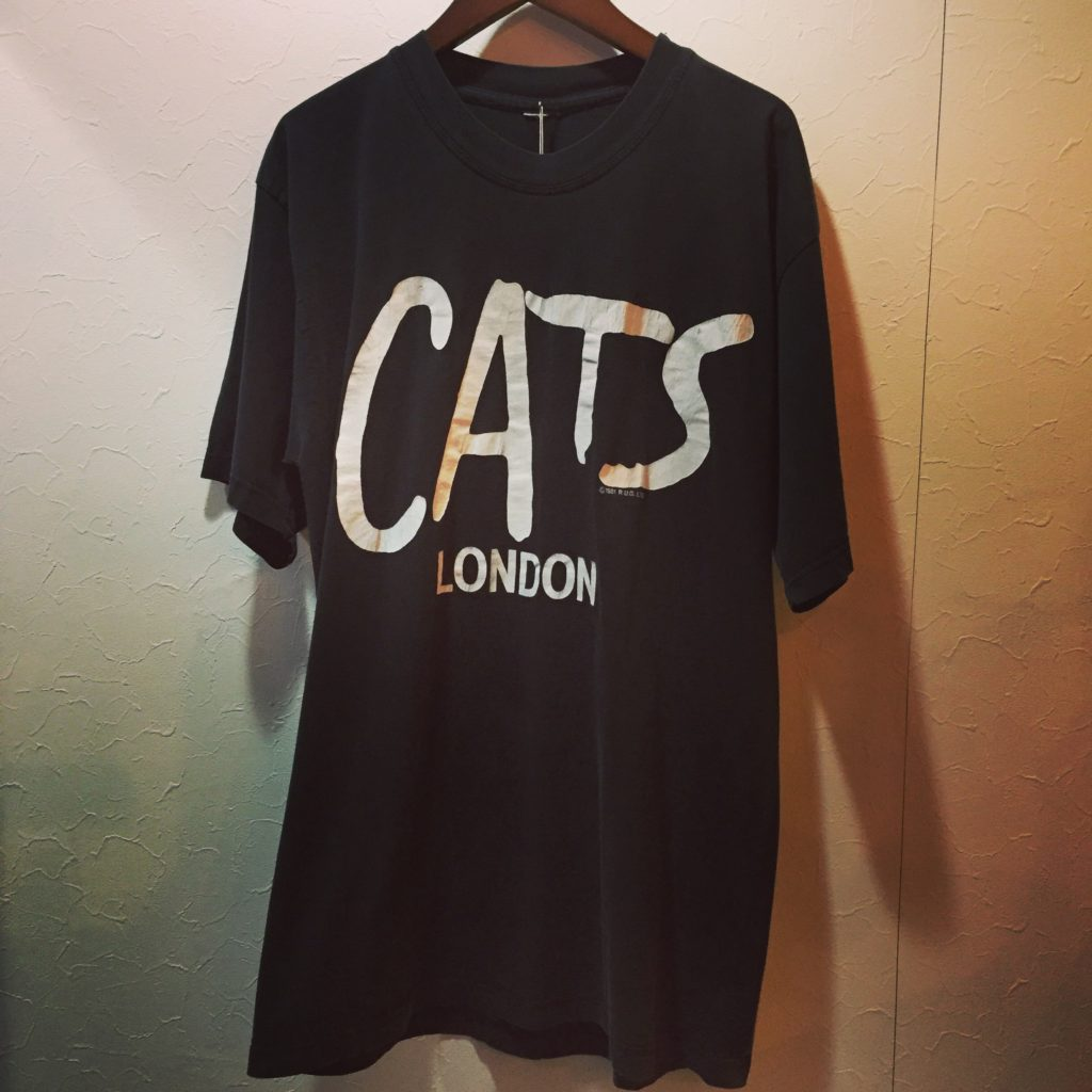 CATS LONDON Teeの巻!! メンズ レディース