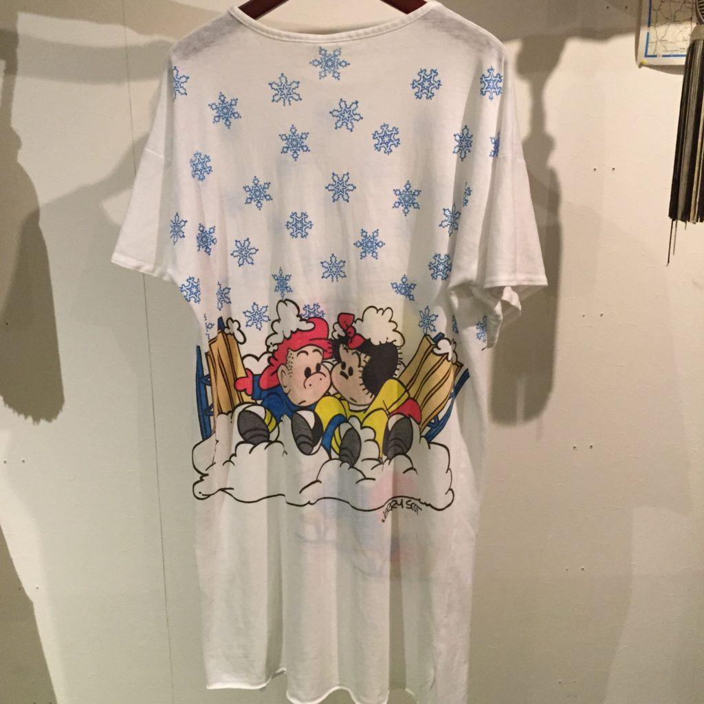 JERRYSCOTT Tシャツワンピの巻!! レディース
