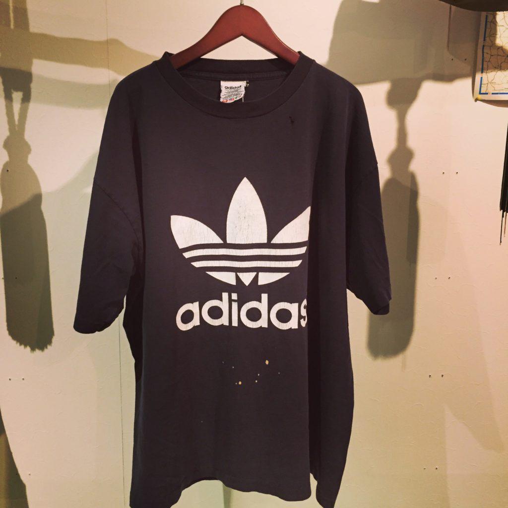 JUNKなUSA製 adidas Teeの巻!! メンズ レディース