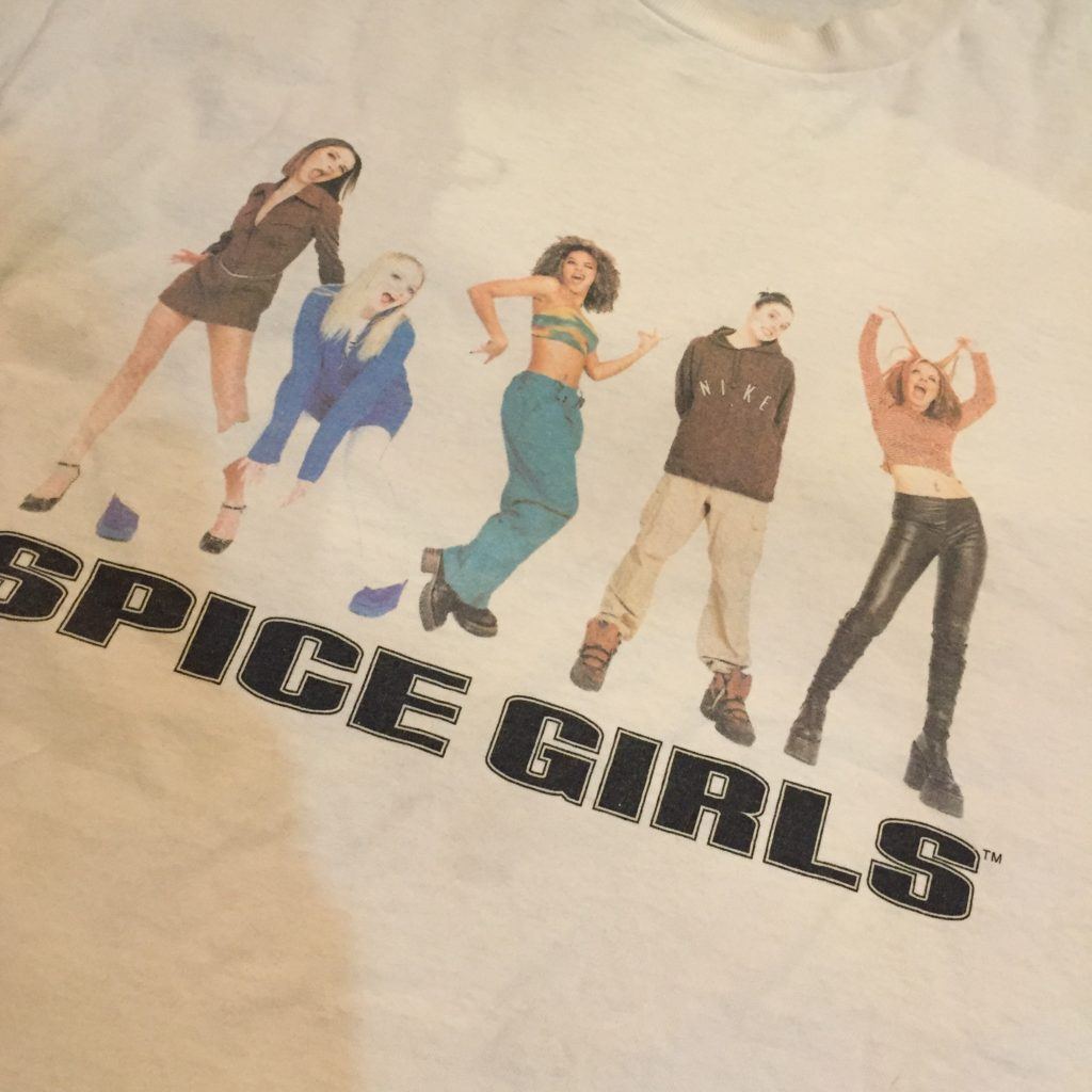 SPICE GIRLS メンズ レディース