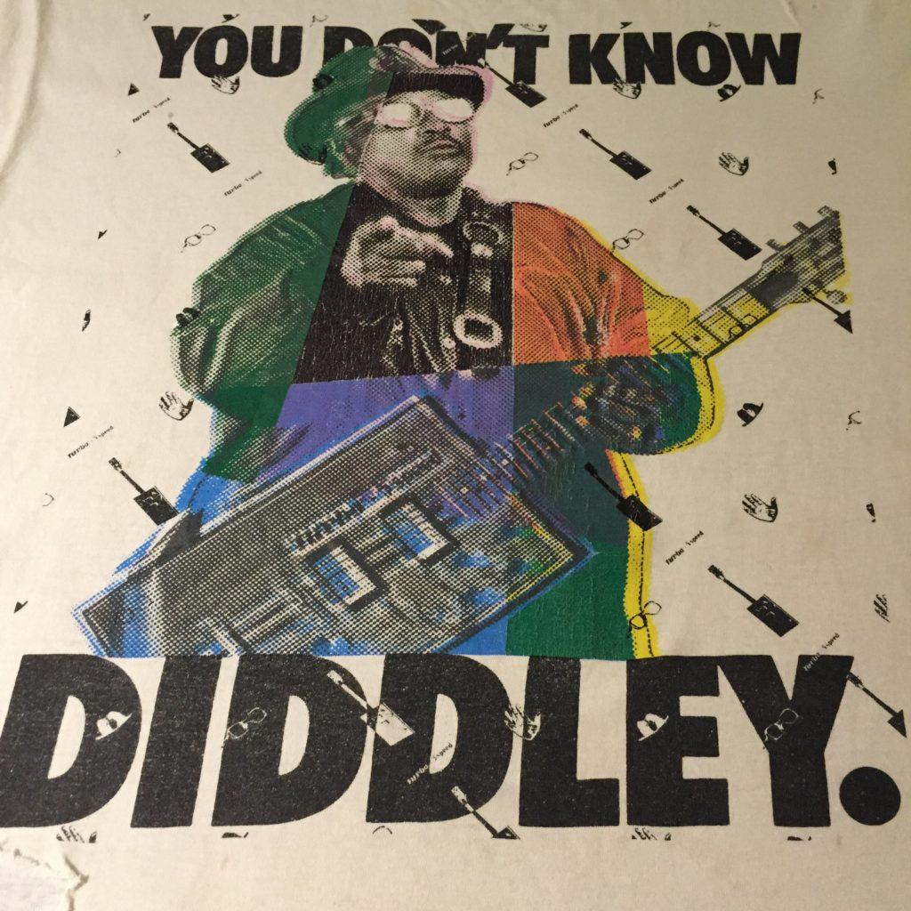 Bo Diddley… レディース