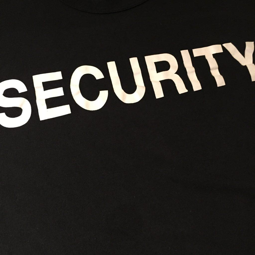 SECURITY… メンズ レディース