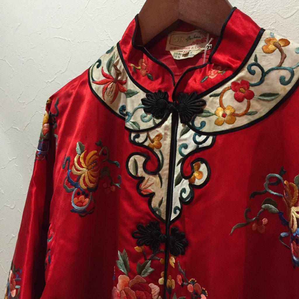 Vintage チャイナドレスの巻!! レディース