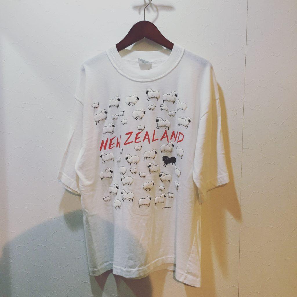 NEW ZEALAND製 羊Teeの巻!! メンズ レディース