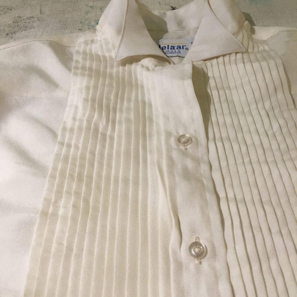 USA製ピンタックドレスシャツの巻!! レディース