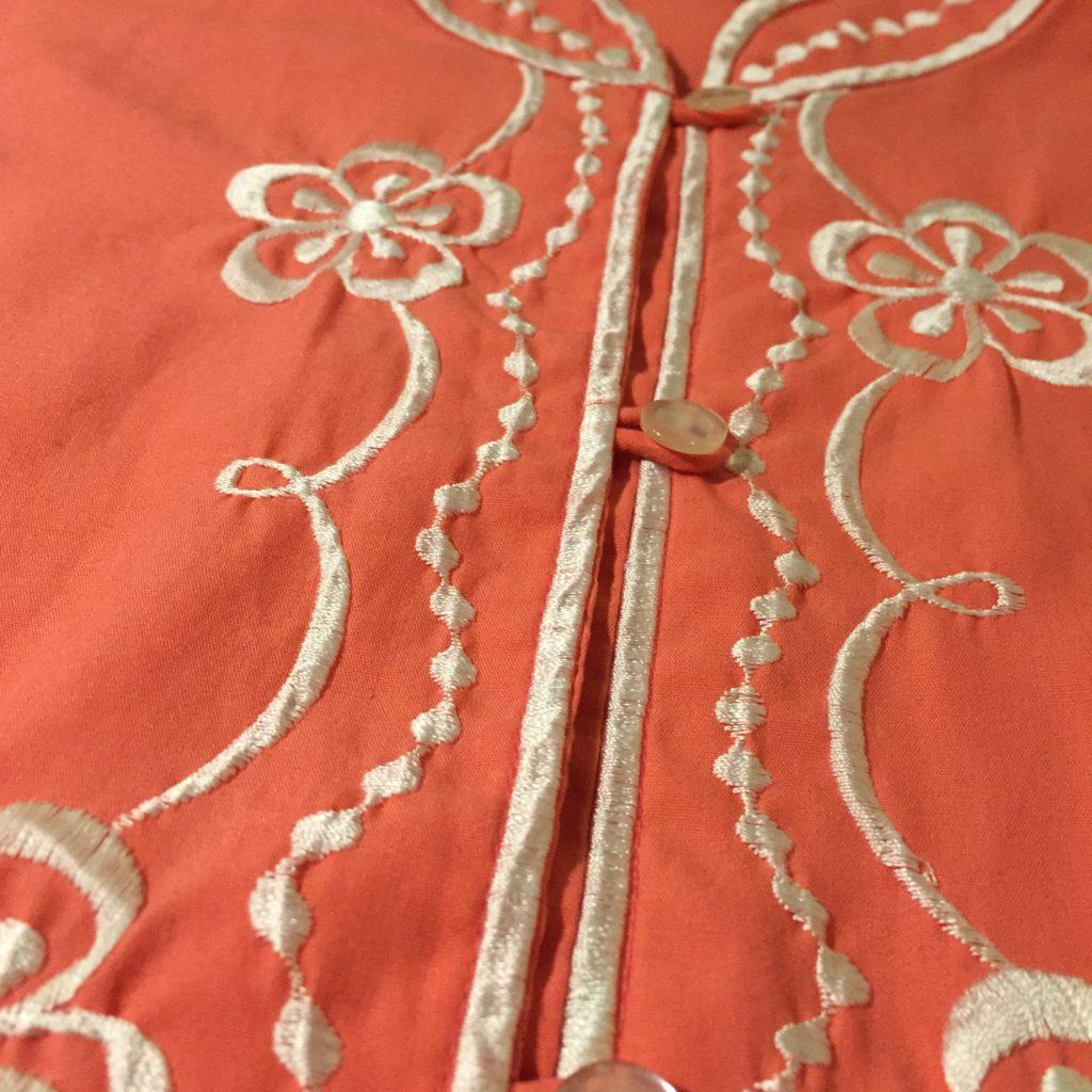 OLD刺繍チャイナデザインシャツの巻!! メンズ レディース