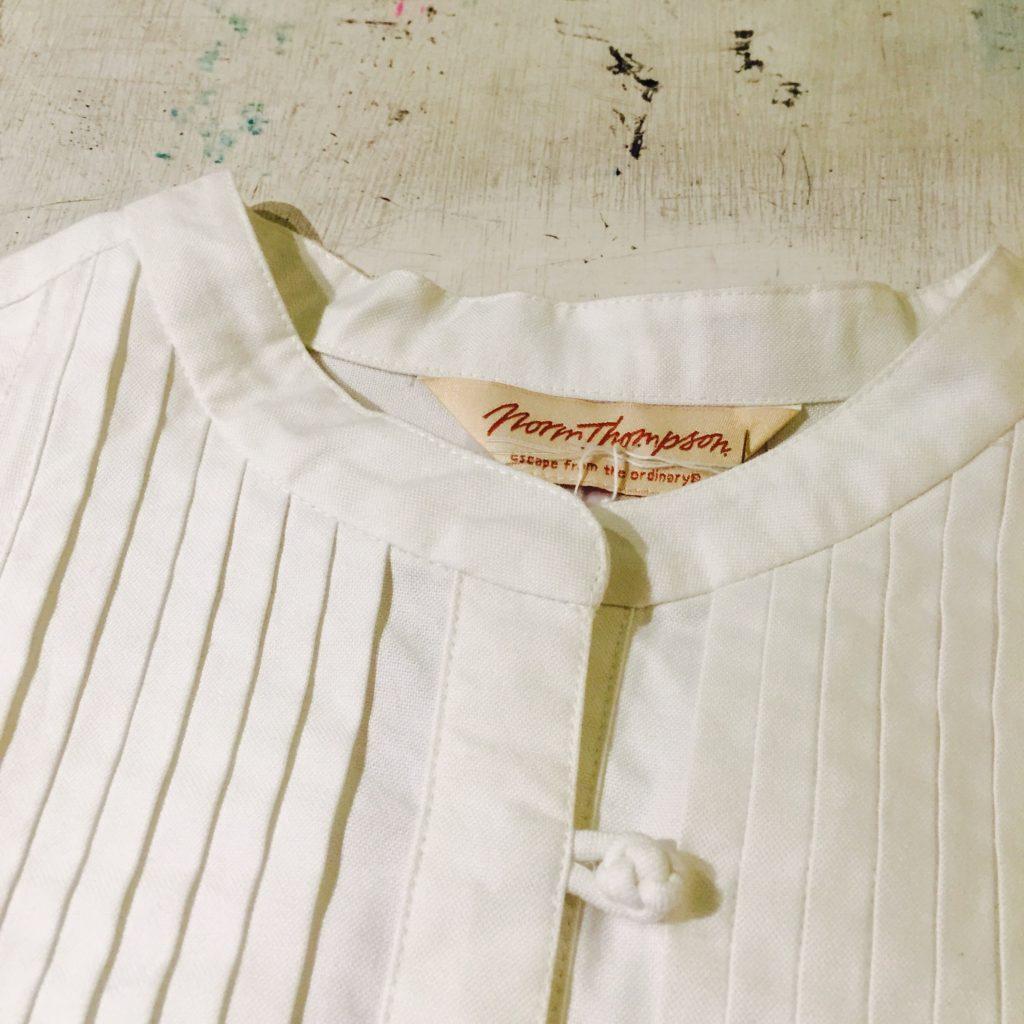 デザインチャイナシャツ プルオーバータイプの巻!! レディース