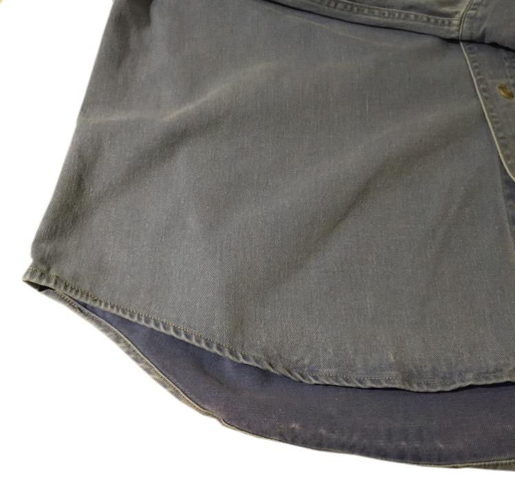 90S OLD GAP コットンB.Dシャツの巻!! メンズ レディース