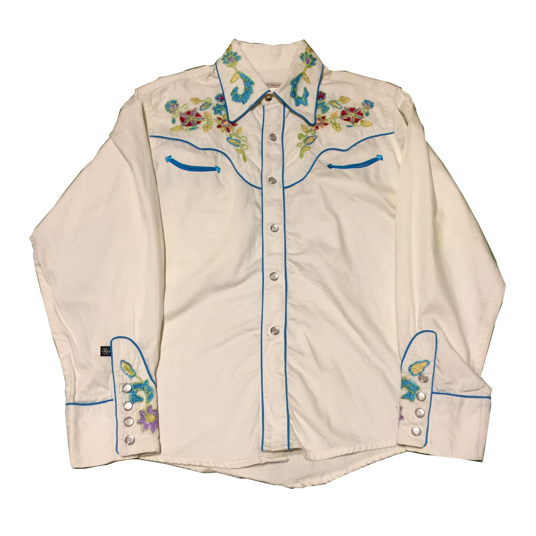 RockMount 刺繍ウエスタンシャツの巻!! レディース