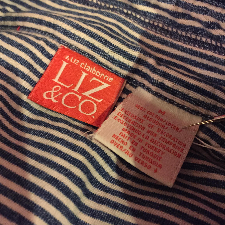 90S LIZ&CO 切替デザインスウェットの巻!! メンズ レディース