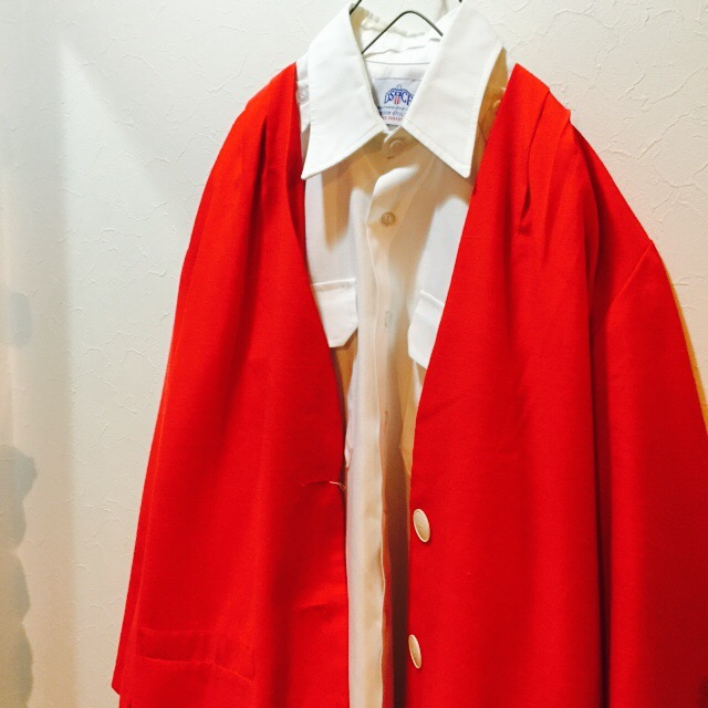 USAの 80S ノーカラーデザインジャケットの巻!! レディース