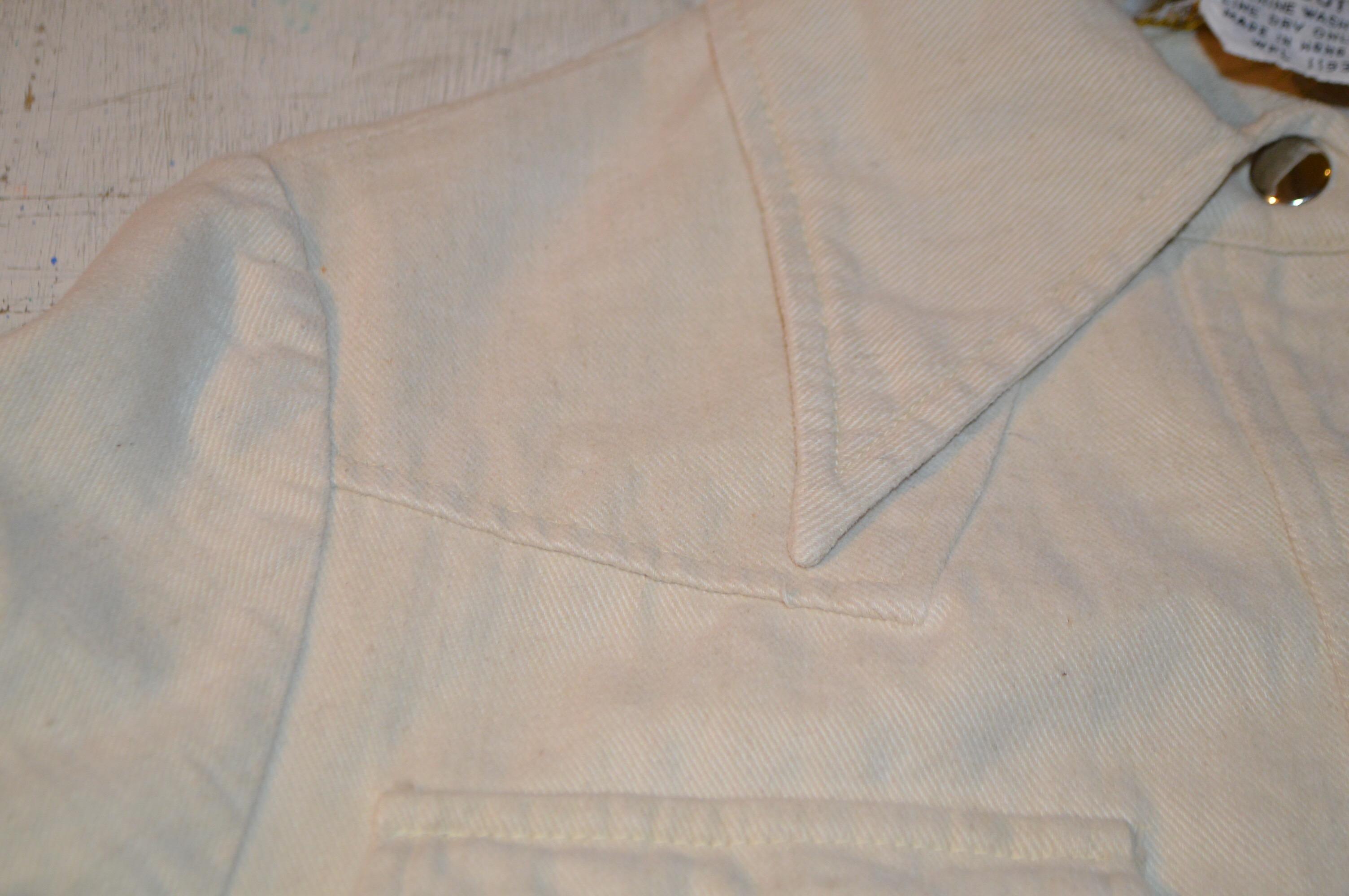 70S 刺繍ウエスタンシャツ!! レディース