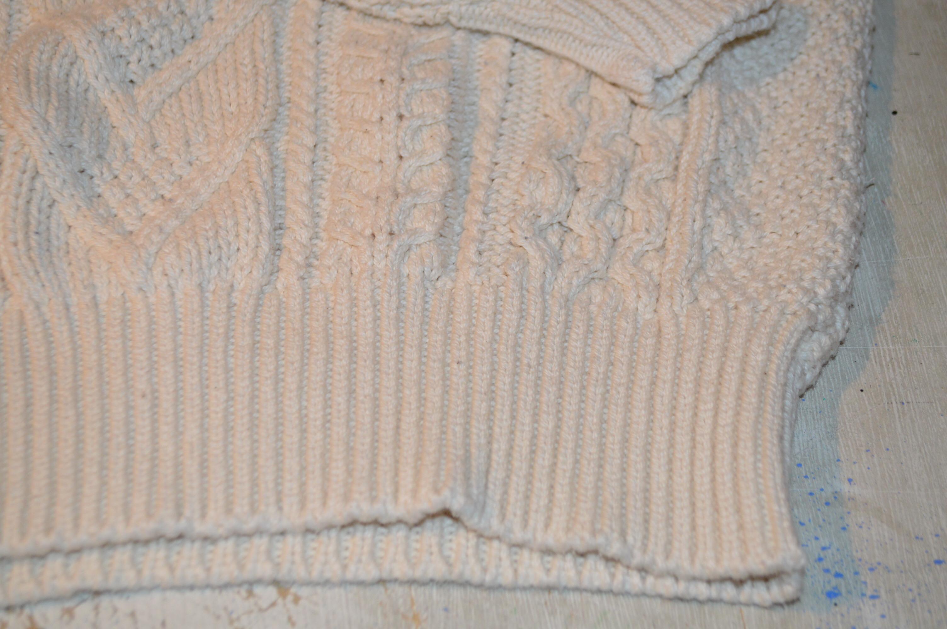 USA製 コットンニットセーター!! レディース