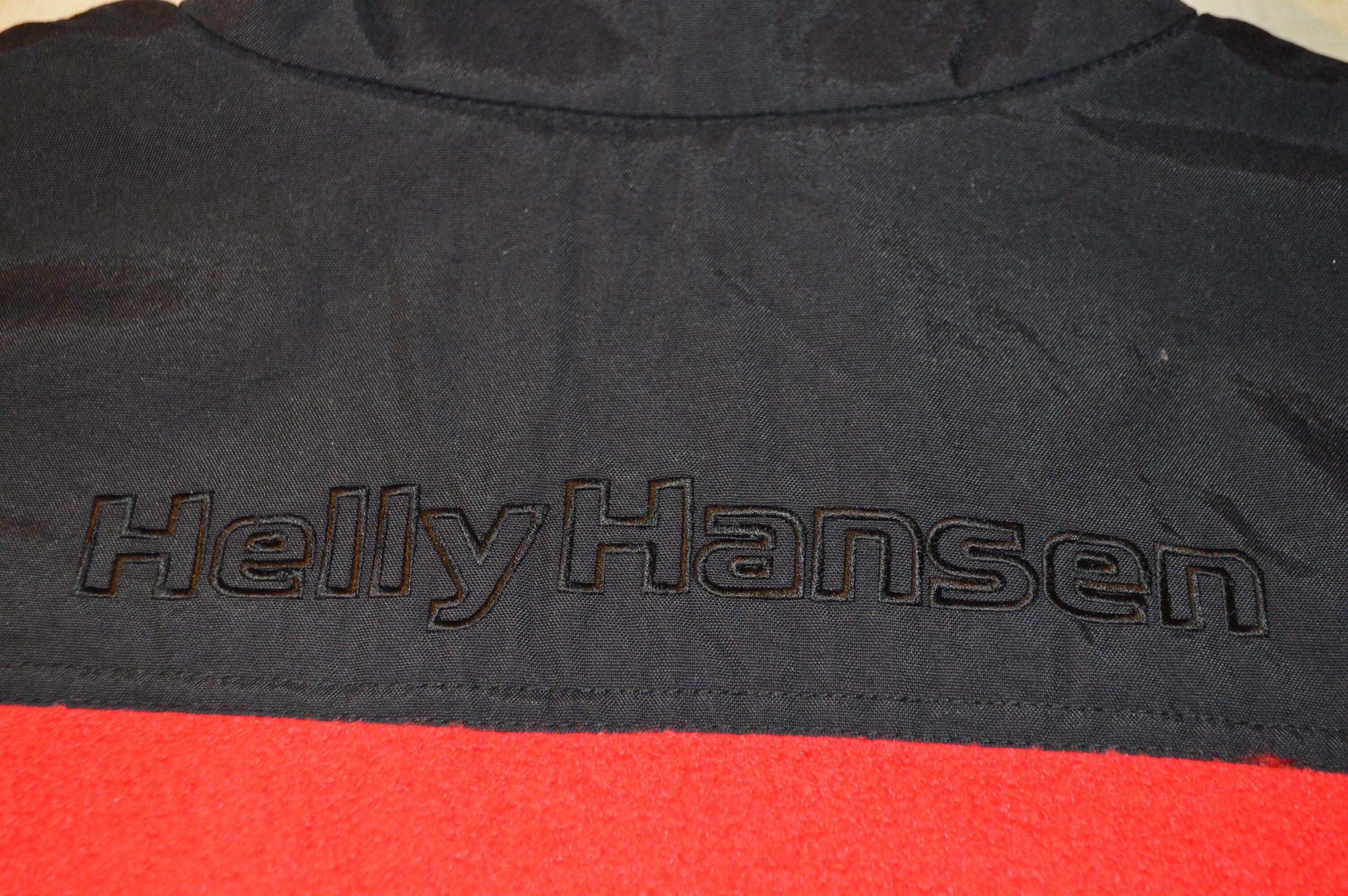 USA製 Helly Hansen ファイバーパイル×ヘリーテック ジャケット!! メンズ レディース