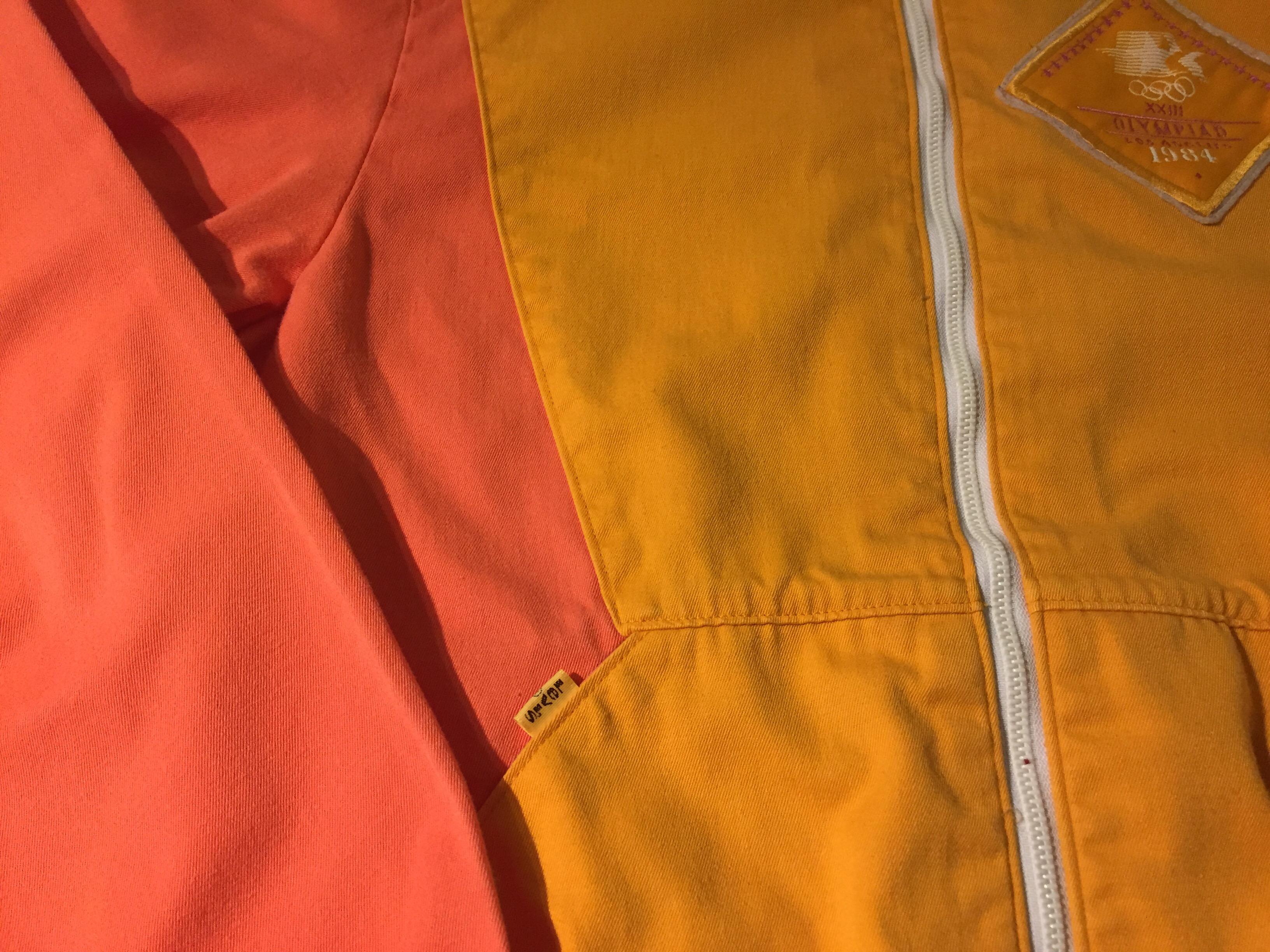 1984S ロサンゼルスオリンピック オフィシャルスタッフユニフォーム!! レディース