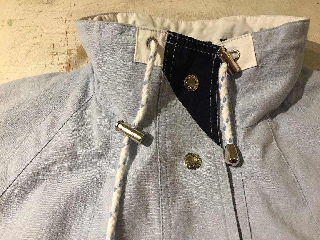 爽やかなパステルカラーなデザインジャケット!! レディース