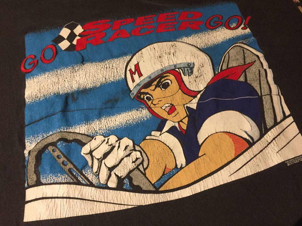90S SPEED RACER Tee!! レディース