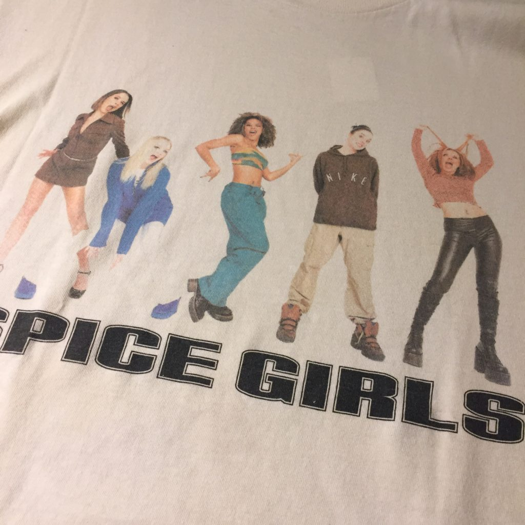 SPICE GIRLS Tee!! レディース