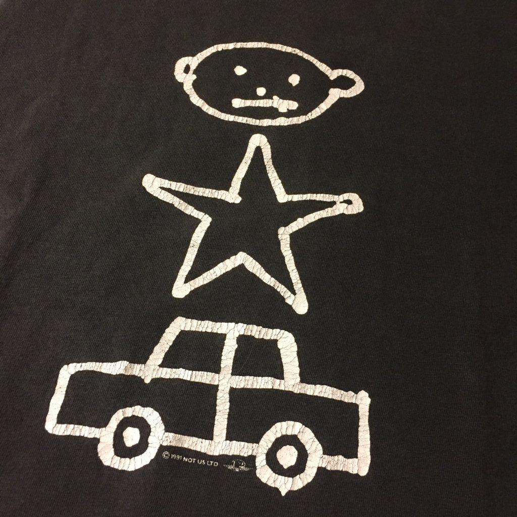 古着 バンドTシャツ、大人気バンド「U2」のZoo Tv Tour Tシャツ! レディース