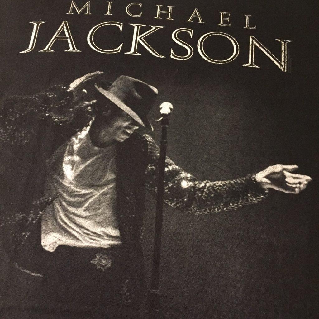 マイケルジャクソン Tee!! レディース