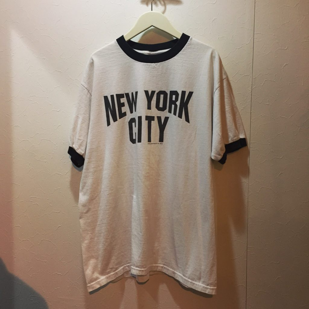 90S NEW YORK CITY Tee!! レディース